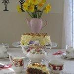 Teacups and Roses Tearoom/ Cafe