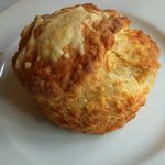 The perfect cheese scone!