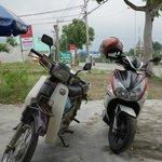 our bikes