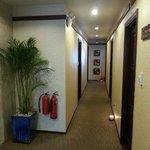 Corridor on 7th floor