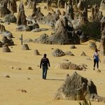 The Pinnacles - it is out-of-this-world ....