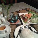 Khmer marinated fish (salty)