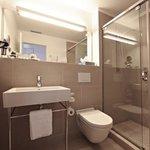 Double Standard Bathroom