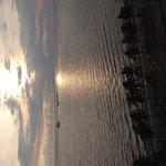 マニラ湾の眺め