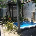 great ppl great place. the service staff was helpful. wud stay here again. stayed in villa no 2