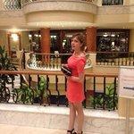 15-08-2015 nella hol della bellissima struttura di Radisson! Foto by mio fidanzato ��