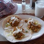 best fish taco's ever!