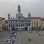 Torget i Ceske budejovice