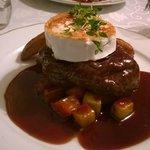 Steak a la Kolme Kruunua
