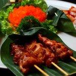 Longpura warung satay