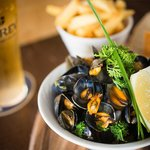We have great beers and delicious food on offer