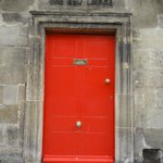 Entrance Red Lodge