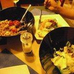 サラダ系2皿