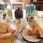 BRAVO breakfast !!!