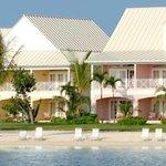 Old Bahama Bay oceanfront resort