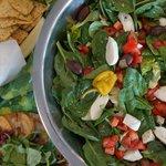 Organic Green Salad!