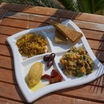 Organic Hummus and Tabouli!