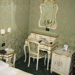 chambre agréable style vénitien