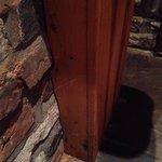 Haywain Barn, cobwebs in downstairs loo