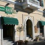 Hotel and Balcony