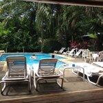 the zula inn pool...