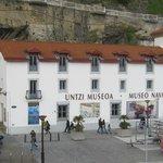 El museo y su entorno.