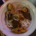 dîner au restaurant O Saïgon