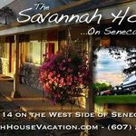 The Savannah House Inn & Cottages on Seneca Lake