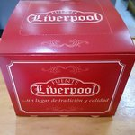 Liverpool Box, take out