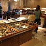 Breakfast/Restaurant Area