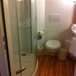 Die Dusche ist wirklich toll :)