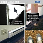 Neglected hotel conditions