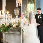 The Crystal Room, Ceremony by Justin Marantz Photography