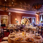 Gold Ballroom, Reception Set-Up