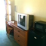 TV Cabinet and Work Desk (All Rooms)