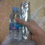 Comparativa de su durum con una botella de 33 cl