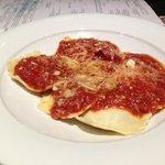 Ravioli w/ Chorizio Filling @ Emerald Rose, 785 Boston Rd, Billerica, MA 01821-5927