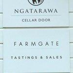 Ngatarawa Winery - Cellar Door info