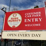 Rush Munro's sign