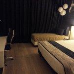 My Room at Holiday Inn Milan Nord-Zara