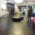 Lobby Area at Holiday Inn Milan Nord-Zara