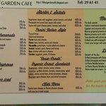 Foto de Lilikoi Garden Cafe