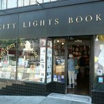 City Lights Bookstore in North Beach