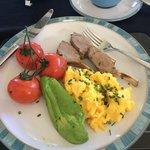 Amazing breakfast!!