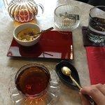 烤布蕾&焦糖茶