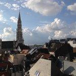 toits de Bruxelles