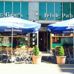 McGee's Irish Pub at Wiedikon