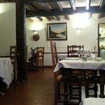 Salle restaurant.