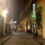 Via Ginori view