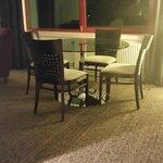 De Luxe rom - spisebord